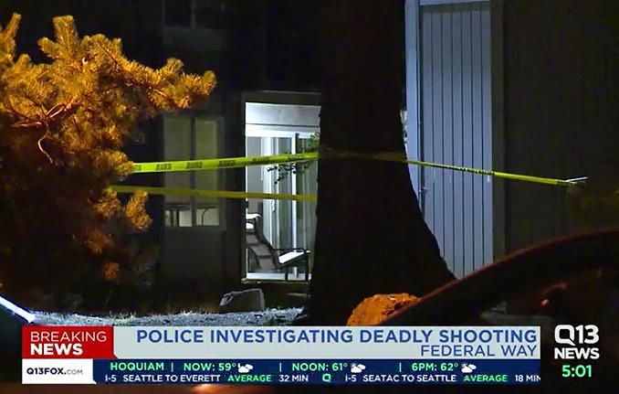 페더럴웨이 14세 소년 총에 맞아 숨져 - ::::: 시애틀 뉴스와